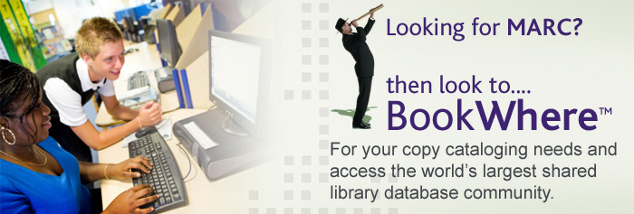 BookWhere - Looking for Marc? Then look to BookWhere
