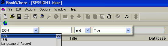 Quick Search Toolbar